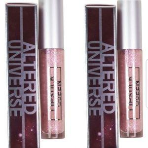NEW 2× Lipstick Queen Travel Lipgloss Time Warp